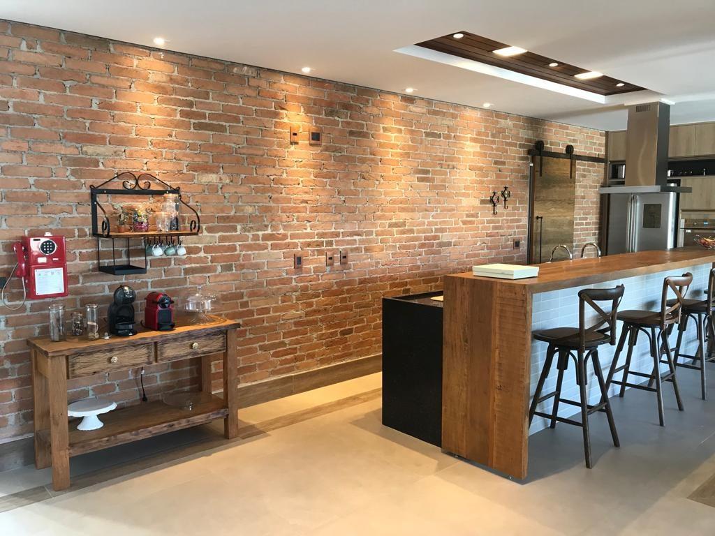 Cozinha gourmet - design de interiores - arquiteta Cláudia Ferreira
